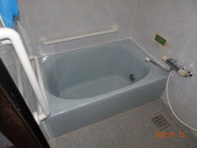 F様邸 浴室改装工事